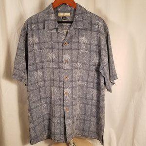 Tommy Bahama Size Med 100% Silk